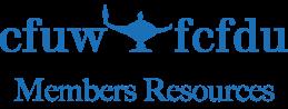 CFUW Members site