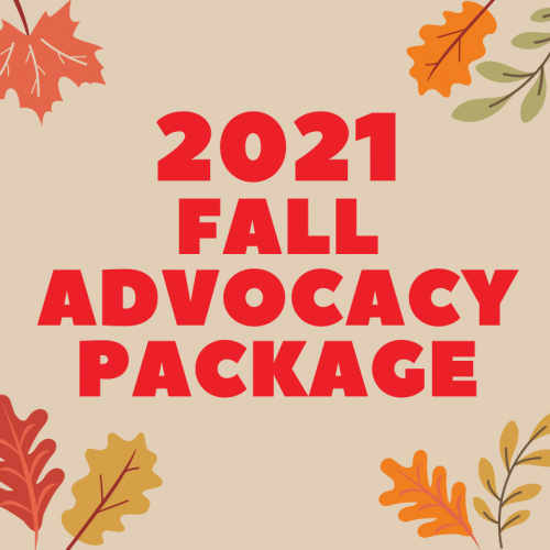 2021 Fall advocaCy package (1)